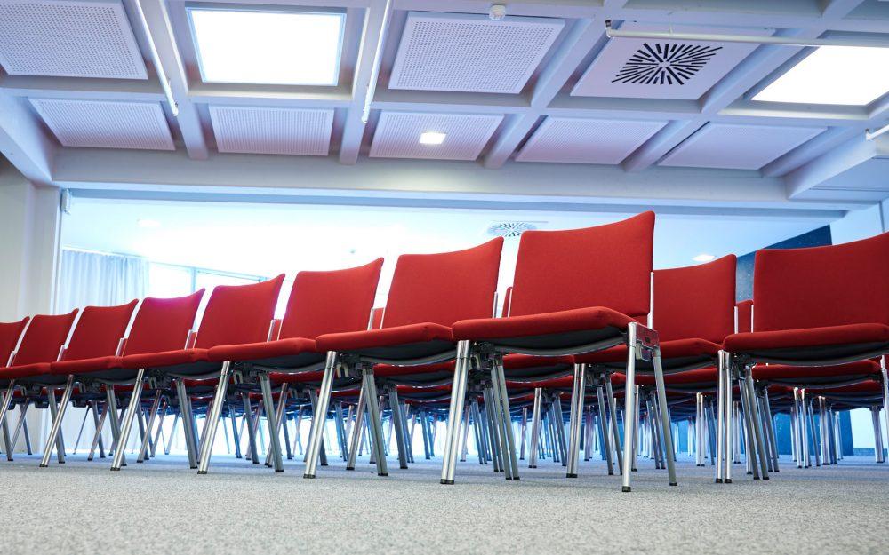 Konferenzraum der Heinrich-Lades-Halle