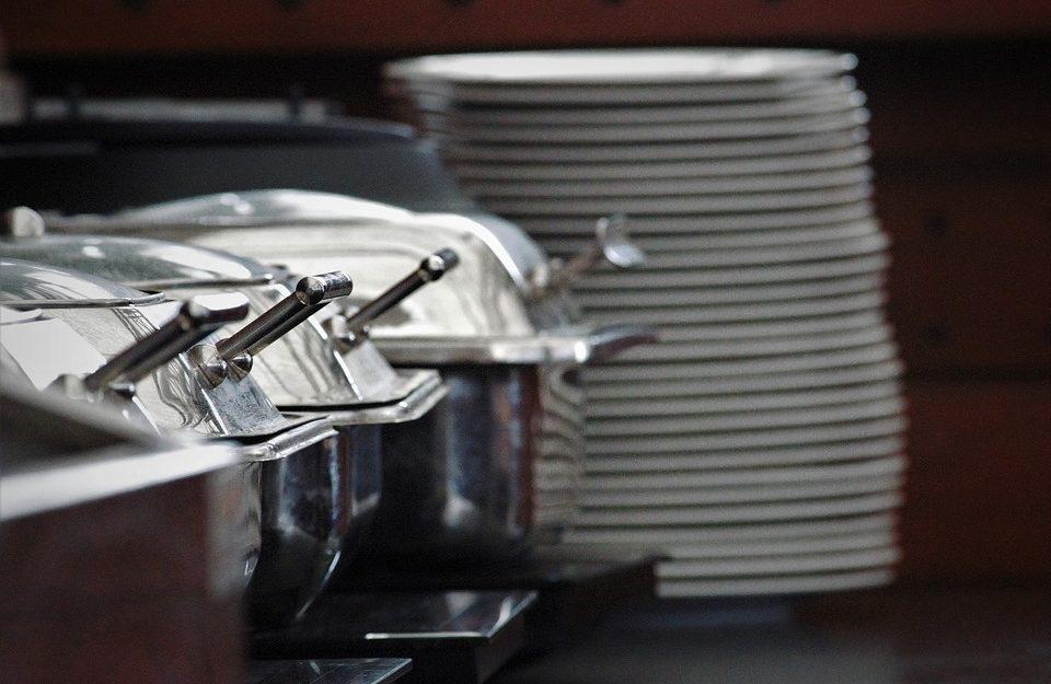 Geschirr Chafing Dish