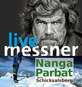 Plakat Reinhold Messner Nanga Parbat